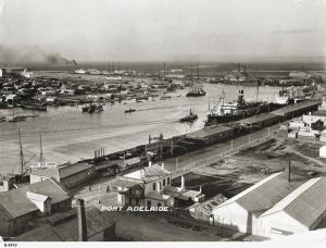 Port Adelaide, approximately 1909