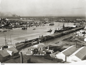 Port Adelaide, approximately 1909