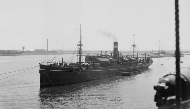 Steam Ship Fürth