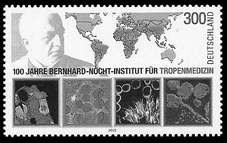 Bernhard Nocht, Hafenarzt und Tropenmediziner