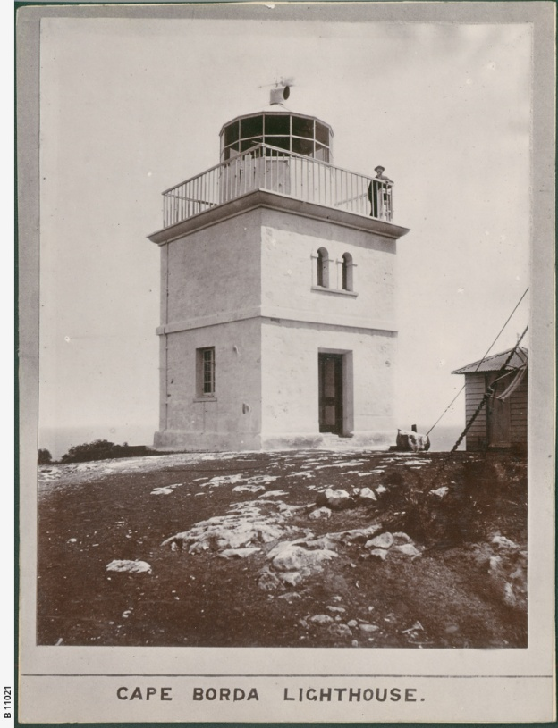 Cape Borda Lighthouse 1907, Kangooroo Island