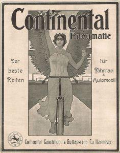 advertisement, continental, guttapercha, 1903