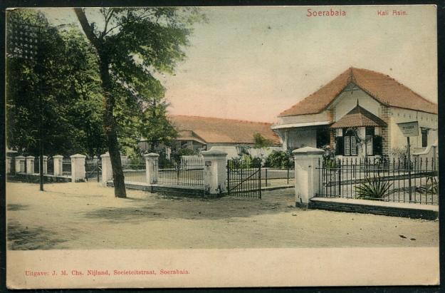 Soerabaya, Societeits Straat, date unknown