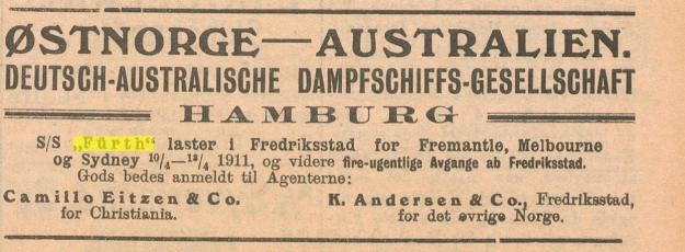 Andersen & Co. Frederiksstad