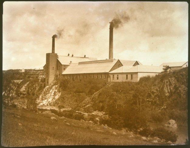Barwon paper mill, Fyansford