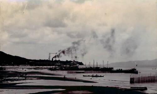 Ambon/Amboina port