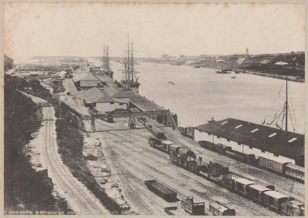 East London Harbor