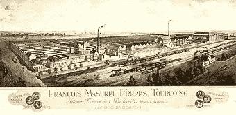 François Masurel Frères, Tourcoing