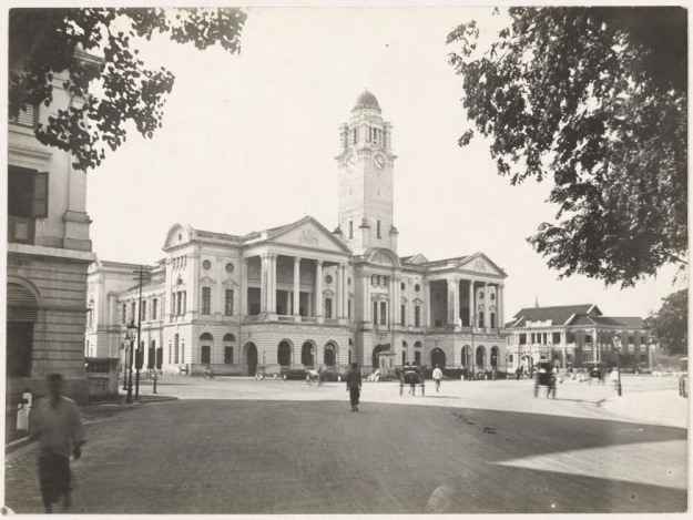 Former Singapore Town Hall