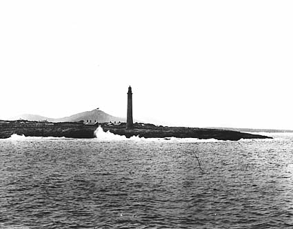 Gabo Island, Lighthouse, 1917