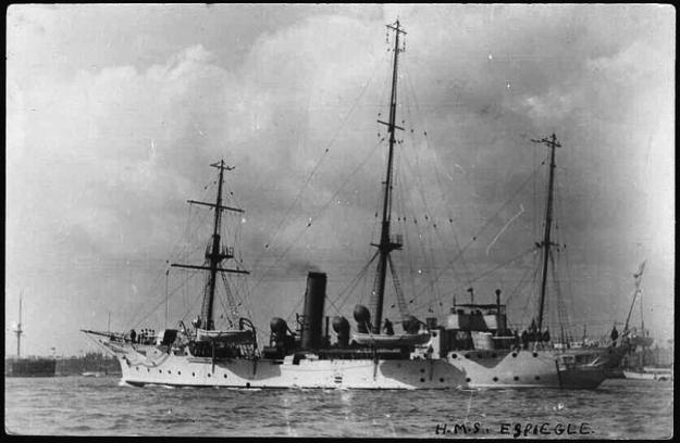 HMS Espiegle