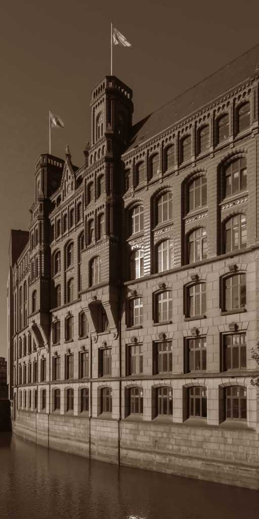 Laeiszhof Hamburg, Büro Deutsch-Australische Dampfschiffs-Gesellschaft