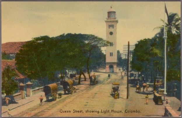 Colombo Ceylon 1907