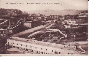 Forrt Nicolas, Château d'If