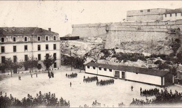 Fort Nicolas Marseille