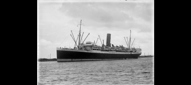 steamer Maunganui