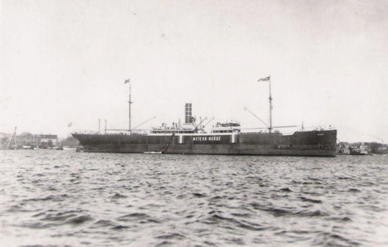 Dampfschiff Meteor, exReichenbach
