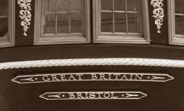 SS Great Britain, Bristol