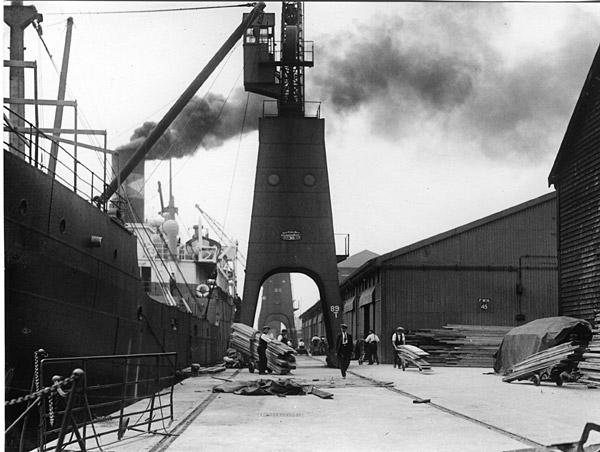 Greenland Dock, London