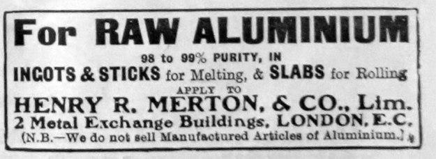 Henry R. Merton, London