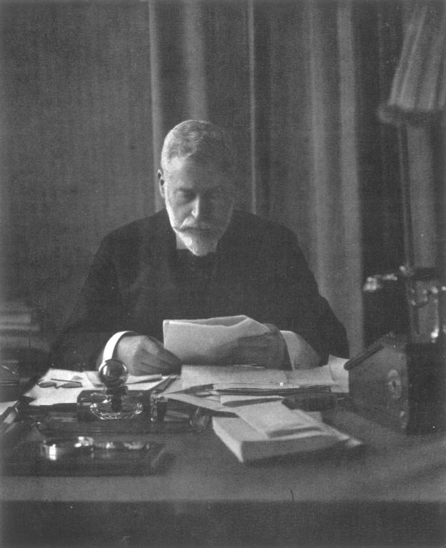 Wilhelm Merton, Metallgesellschaft, Frankfurt