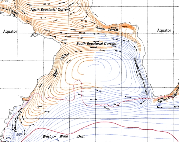 South Atlantic Currents