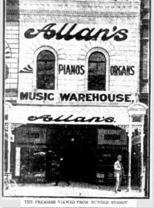 Allan's Adelaide