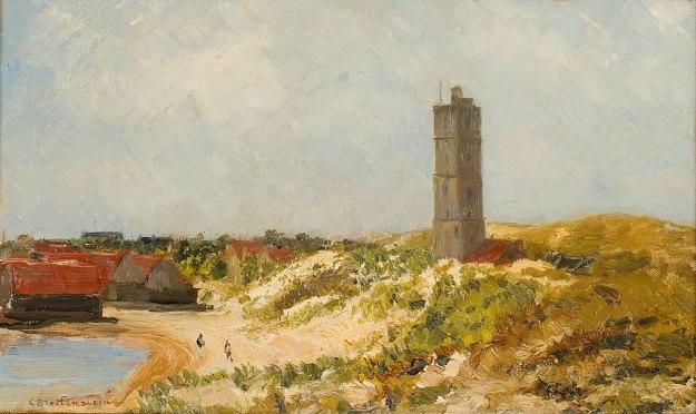 Brandaris, Terschelling, Leuchtturm