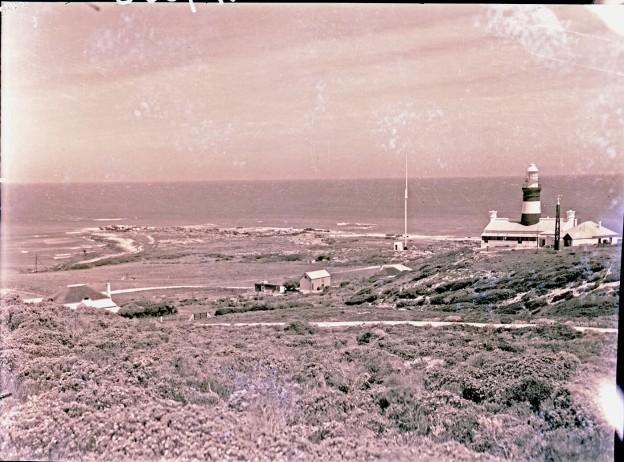 Kap Agulhas 1945