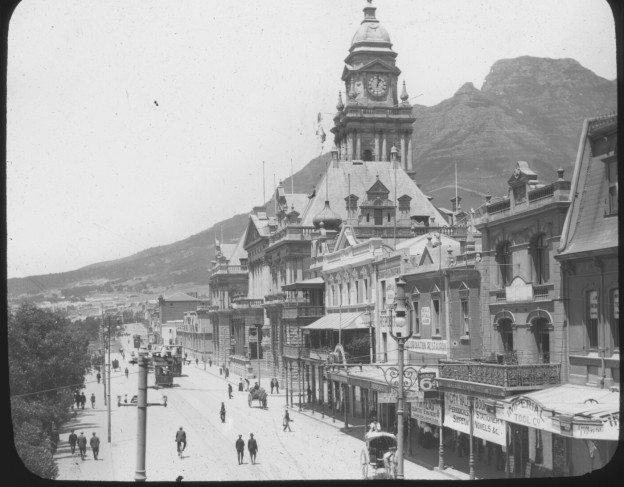 Cape Town, Darling Street, about 1905