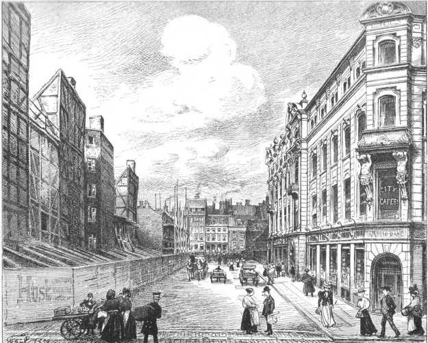 Citygade Köbenhavn, 1899