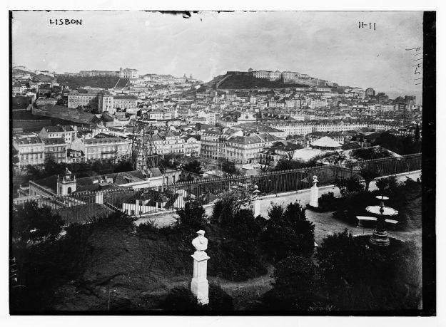 Lisbon, Lisboa, 1919