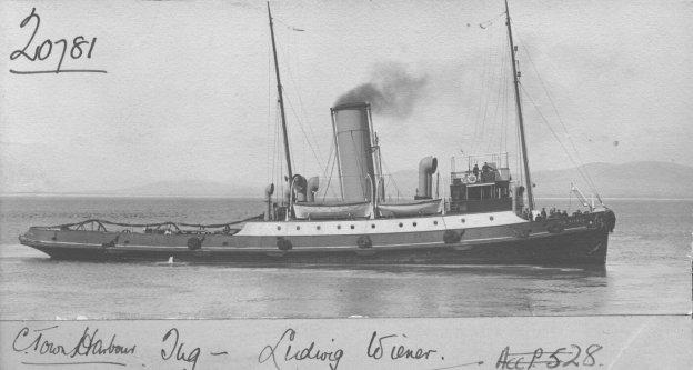 Ludwig Wiener 1913