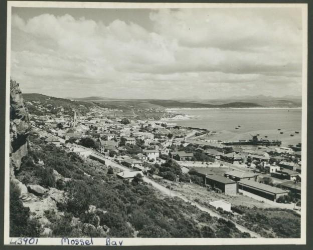 Mosselbaai 1936