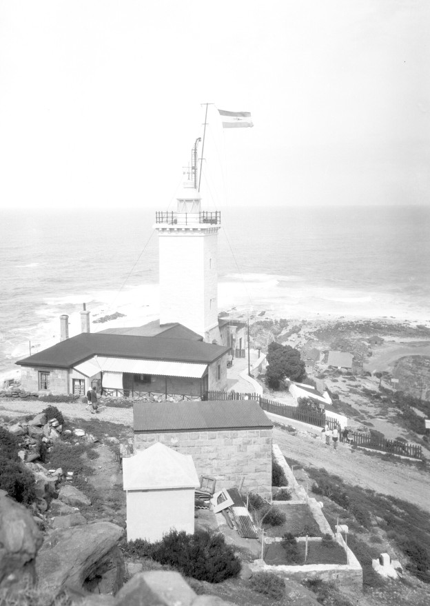 St Blaize lighthouse in Mossel Bay