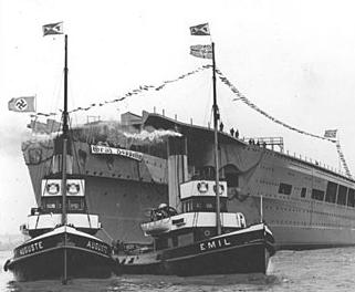 Emil, Auguste, Hafen Hamburg