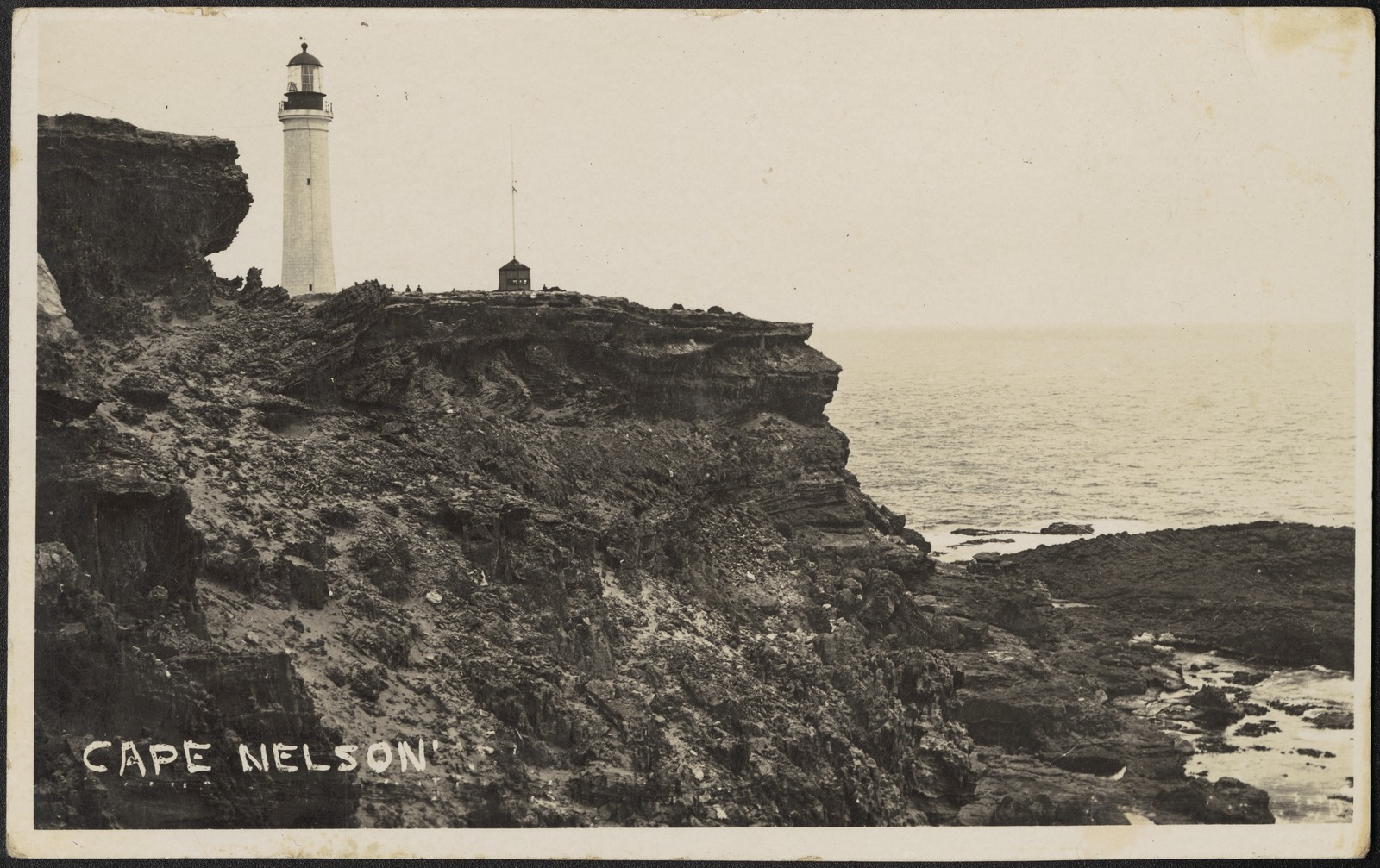 Cape Nelson about 1910