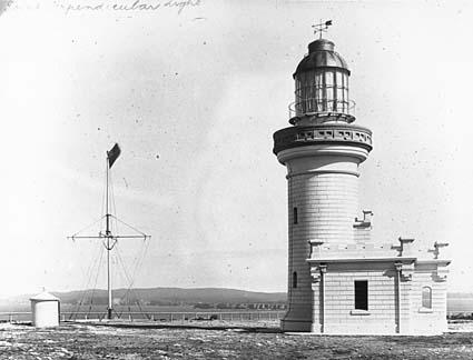 Cape Perpendicular, 1917
