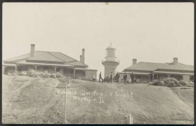 Montague Island, New South Wales 1905