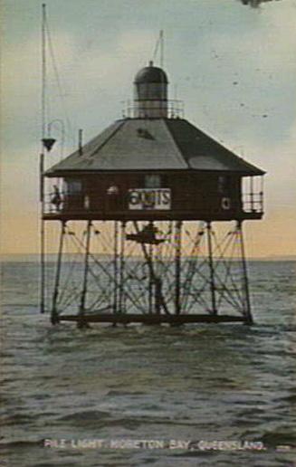 Moreton Bay Pile Light