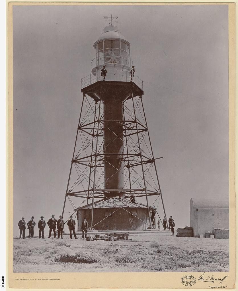 Neptune Island Lighthouse