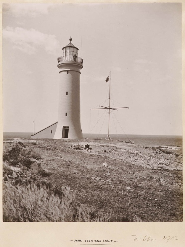 Point Stephens Light 1902