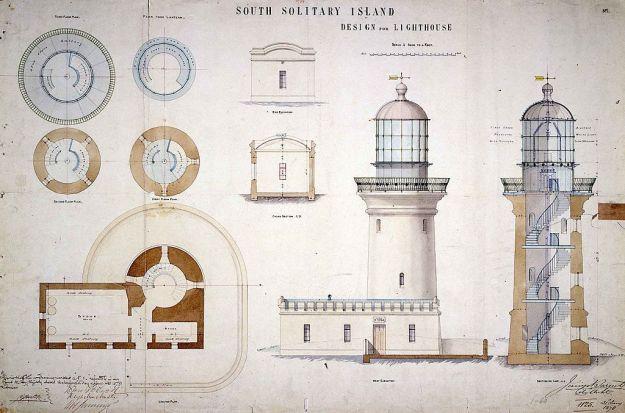 South Solitary Island Light