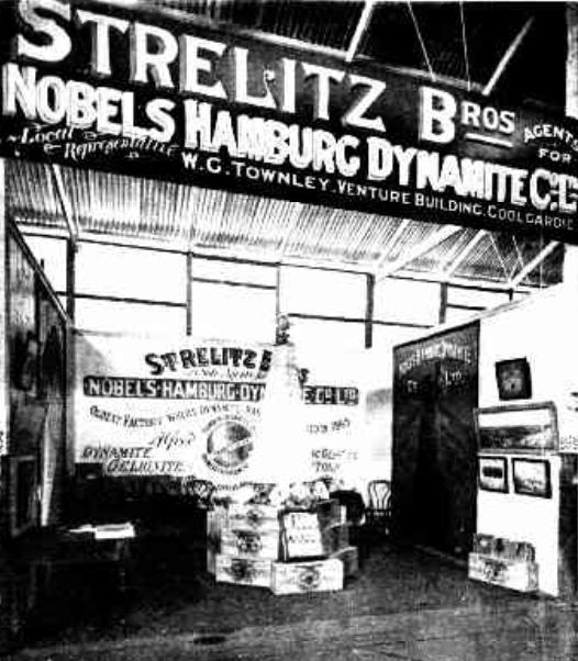 Coolgardie, Strelitz