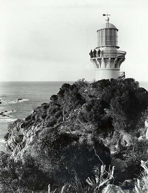 Seal Rocks Lighthouse