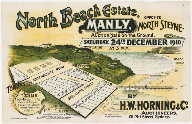 Manly North Beach Estate Auction Sale
