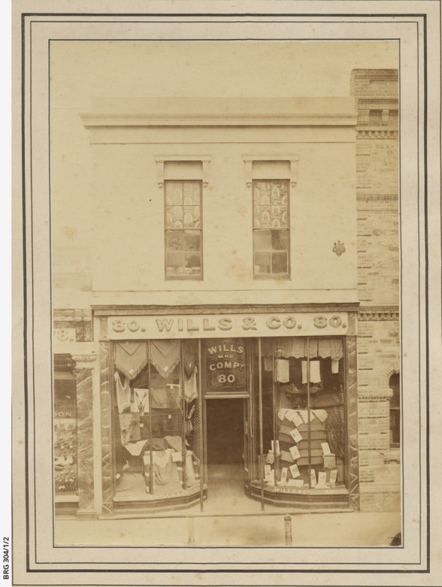 Wills and Co Adelaide