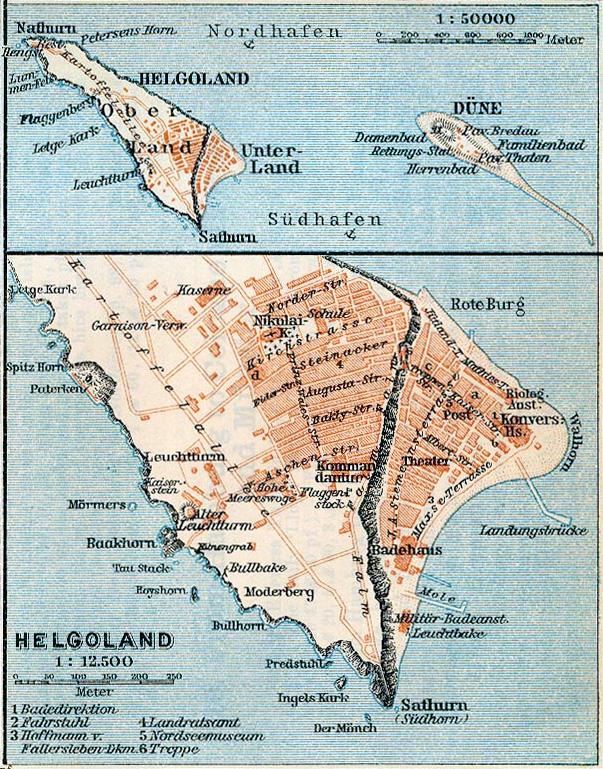 Heligoland 1910