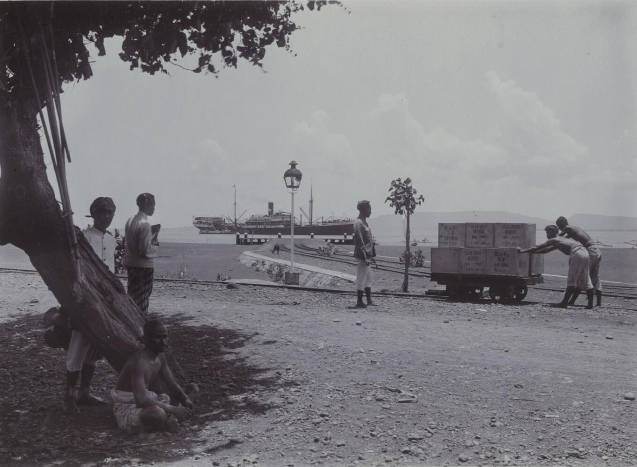 Banyuwangi about 1930