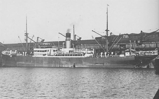 steamship ULM